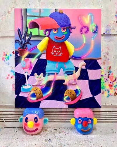 Super Future Kid, 'Woof', 2018