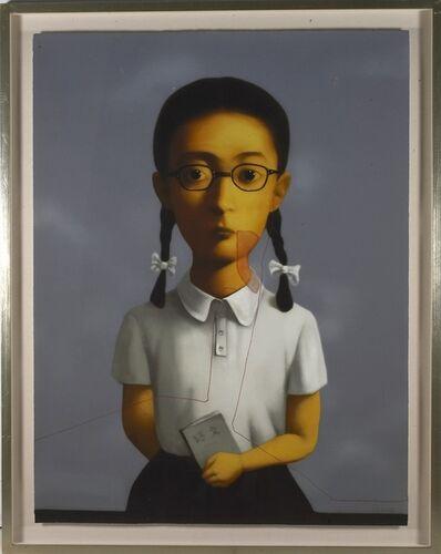 Zhang Xiaogang, 'Girl', 2005