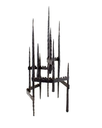 David Palumbo, 'Mid Century Brutalist Iron Sculpture, Israeli Master David Palombo', Mid-20th Century