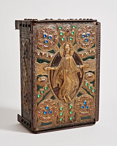 Alfred Daguet, 'Pentecost Jeweled Metal Box', ca. 1895