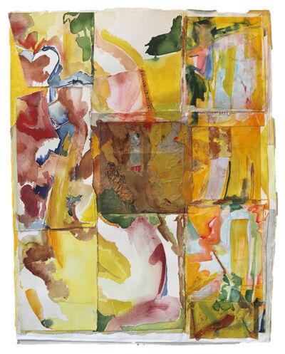 Suzanne Jackson, 'Ibis II- in yellow meadows', 2004-2007