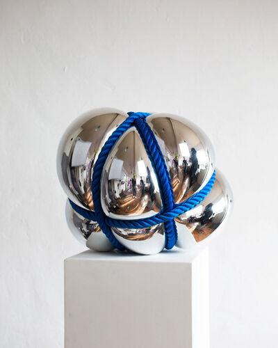 Stephan Marienfeld, 'Bondage 42 cm - Aluminium', 21st century