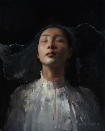 Kexin Di, 'Breath', 2018