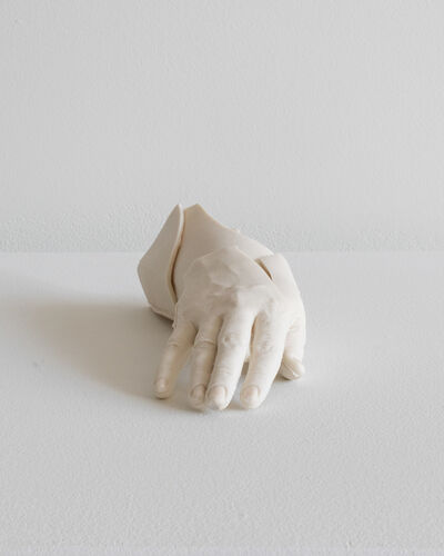 Kylie Lockwood, 'Fragmented hand pieced together in new order', 2019