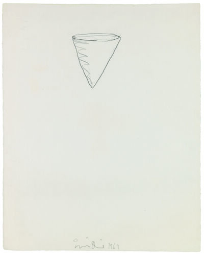 Jim Dine, 'Untitled ', 1969