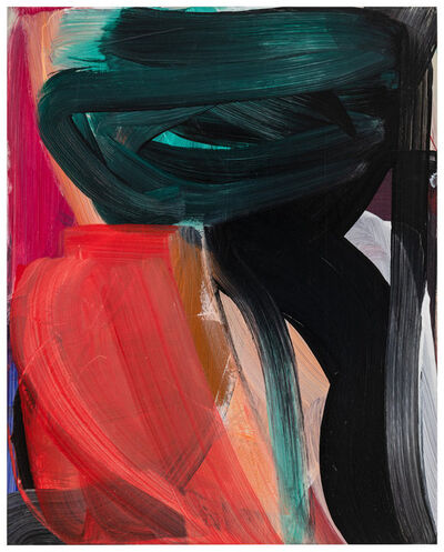 Liliane Tomasko, 'Reptilian Weave 10/22/2020', 2020