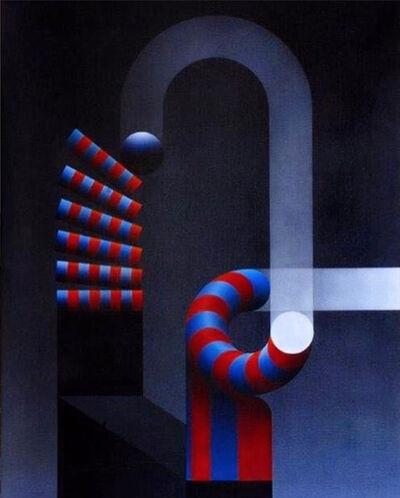 Julio Le Parc, 'Modulation 97'