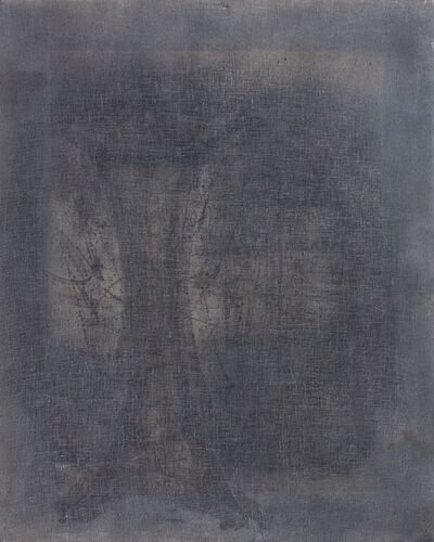 Franco Angeli, 'Ostinazione', 1959