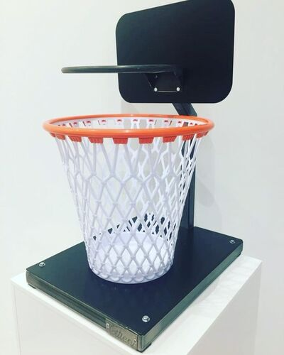Christophe Belliardo, 'BASKETBALL BASKET', 2018