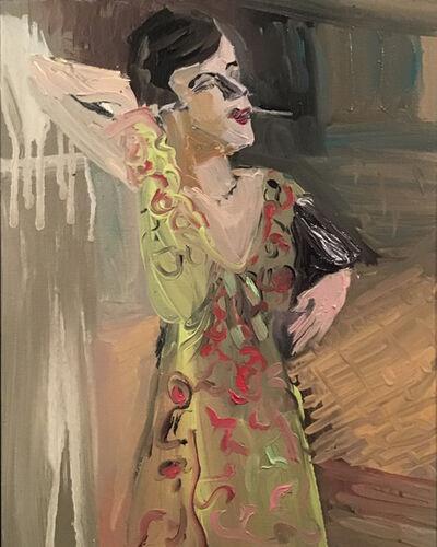 Claudia Baez, 'Brassai Novice- Prostitute Place d' ltalie c. 1931', 2019