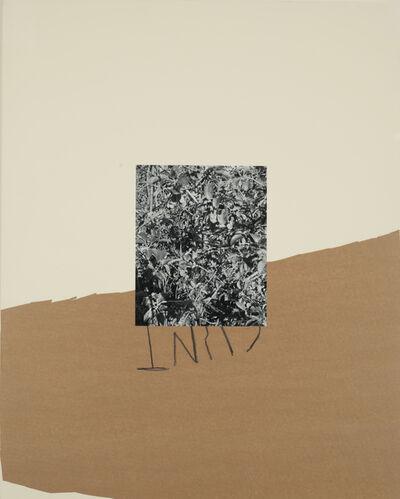 John Gossage, 'Cunt', 1989