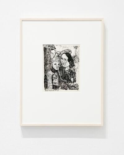 Bruno Knutman, 'Mor och son / Mother and Son', 1969-1981