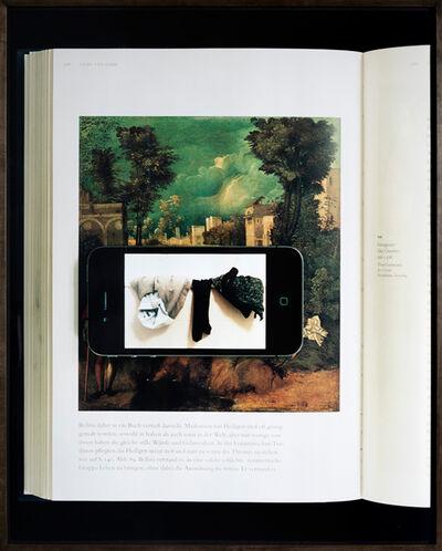 Alexandra Leykauf, 'La Tempesta (Giorgione) - Dessaur Strasse', 2016