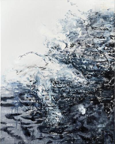 Maggi Hambling, 'Polar bear', 2019