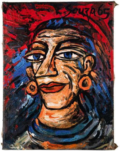 Francis Newton Souza, 'Lamani Woman', 1965