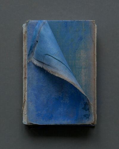 Mary Ellen Bartley, 'Blue Cloth Cover', 2017