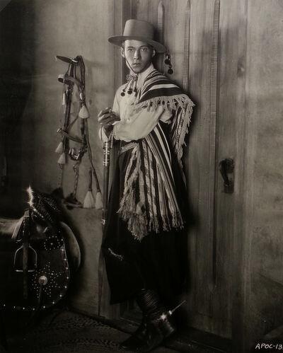 "Arthur Rice, 'Rudolph Valentino in Rex Ingram's ""Four Horsemen of the Apocalypse""', 1921"