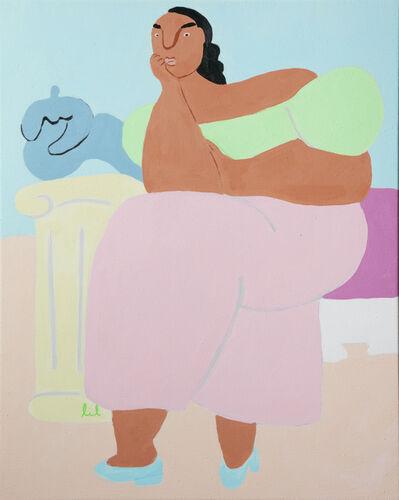 Lilian Martinez, 'Soft Sculpture', 2020