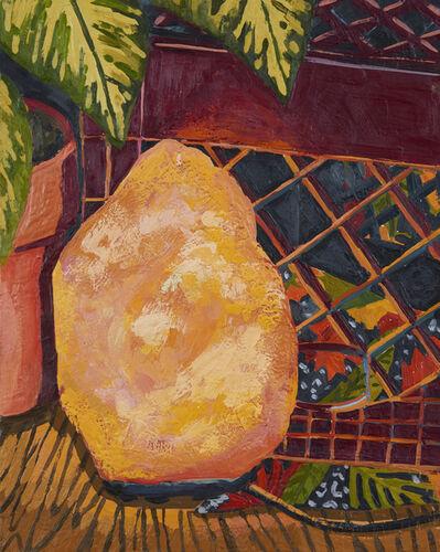 Anna Valdez, 'Salt Rock Lamp Study', 2019