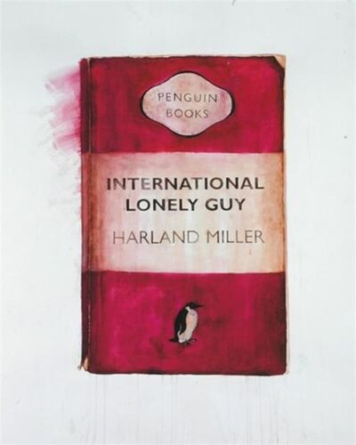 Harland Miller, 'International Lonely Guy ', 2010
