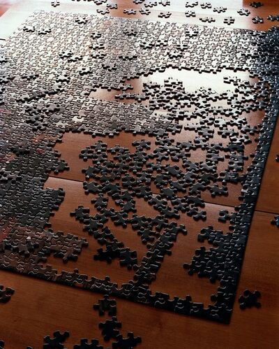 Doug DuBois, 'My Mother's Puzzle, Oldwick, New Jersey', 2000