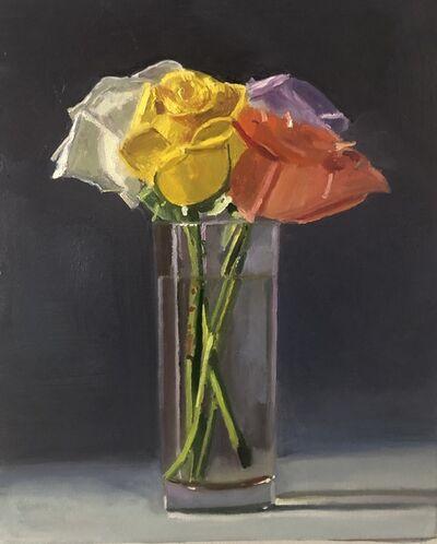 Dan McCleary, 'Four Roses', 2020