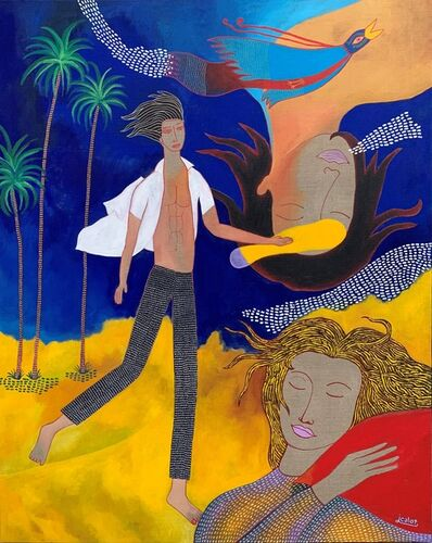 Julien Calot, 'The dream', 2020