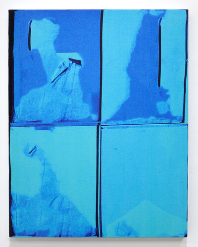 Joe Mama-Nitzberg, 'Blue Anday', 2019