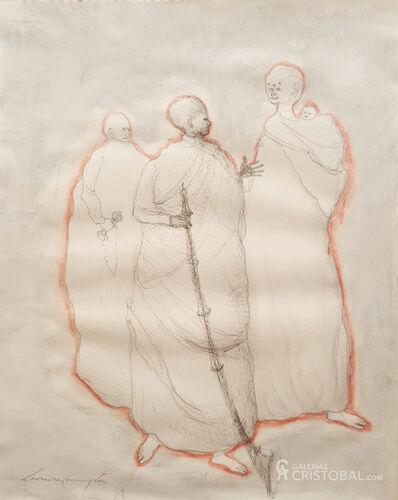 "Leonora Carrington, '""Tres Personajes""'"