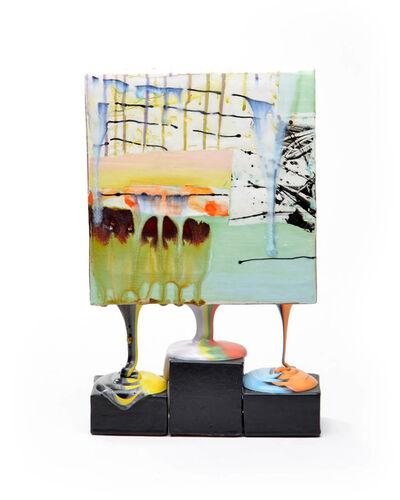 Lauren Mabry, 'Molten Veil (Tall)', 2019
