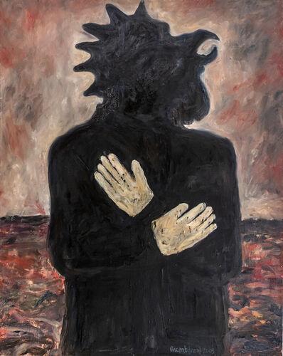 Vincent Leow, 'Hawk Portrait', 2009