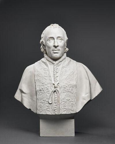 Louis-Pierre Deseine, 'Buste de Pie VII (Bust of Pius VII) ', 1805
