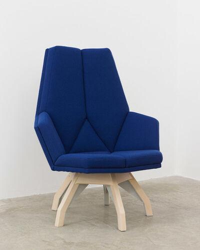 Pierre Paulin (1927-2009), 'Iena armchair', 1985