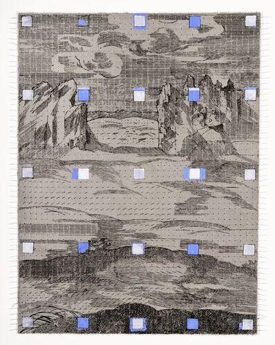 Lynda Ballen, 'Searching for Ultramarine II', 2015