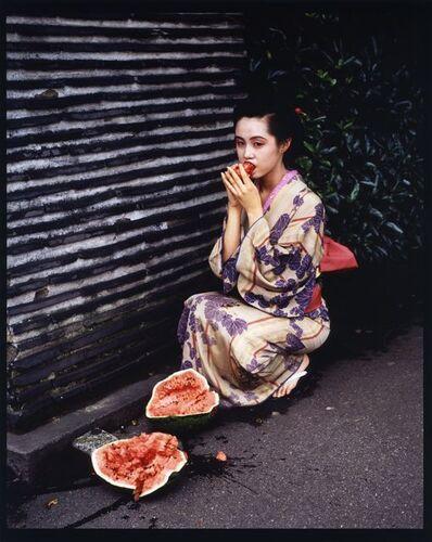 Nobuyoshi Araki, 'Colourscapes', 1991