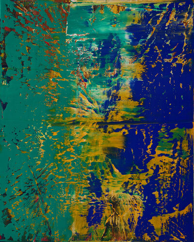 Harry Moody, 'Abstract Blue Cheer #382', 2018