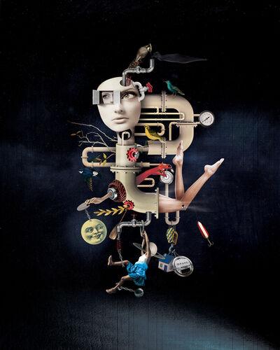 Caitlin Truman - Baker, 'soul machine', 2016