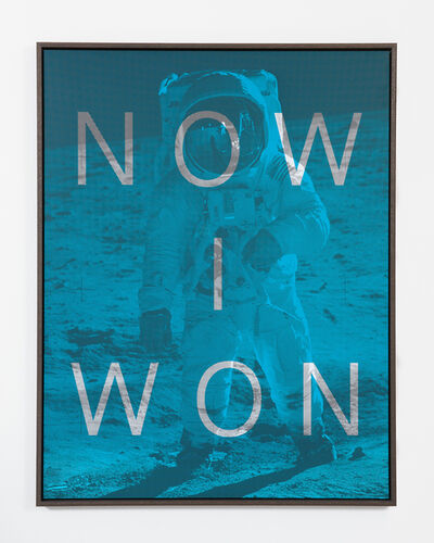 Massimo Agostinelli, 'Now I Won ', 2015