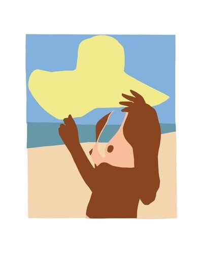 Casey Waterman, 'Sun Hat', 2018