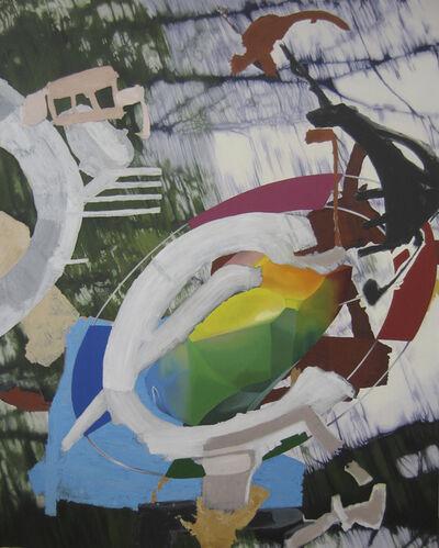 Dionisios Fragias, 'Colorspace Landscape', 2007