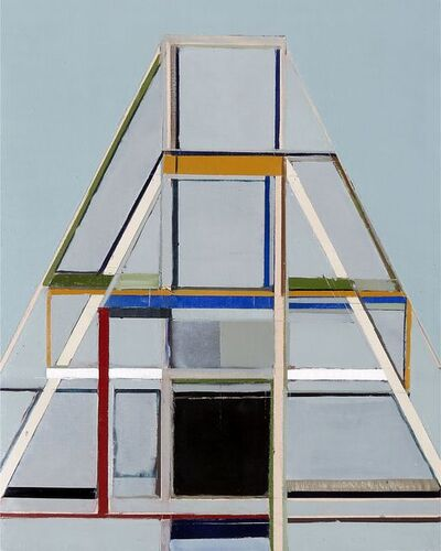 Jacqueline Lozano, 'Compressed pyramid no.2', 2013