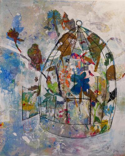 Fumiko Toda, 'Bird Cage', 2018