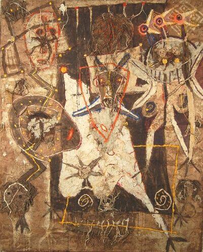 Alejandro Santiago, 'Untitled', 1993