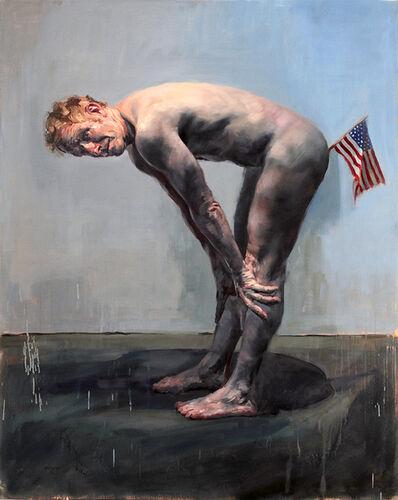 Jorg Dubin, 'M.A.G.A. a portrait', 2018