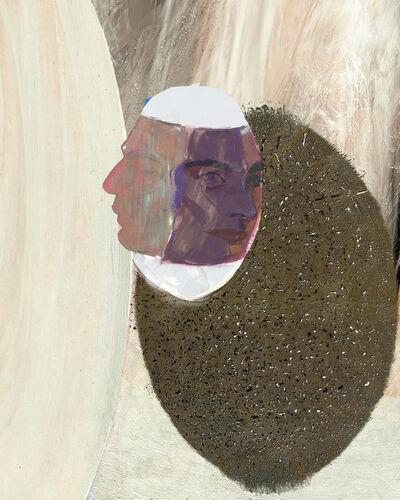 Alex Fischer, 'Brown Lemon', 2015
