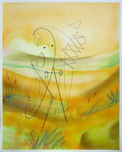 Adriana Minoliti, 'Fantasía 21', 2015