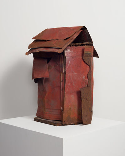 Beverly Buchanan, 'Red Shack', ca. 1990s