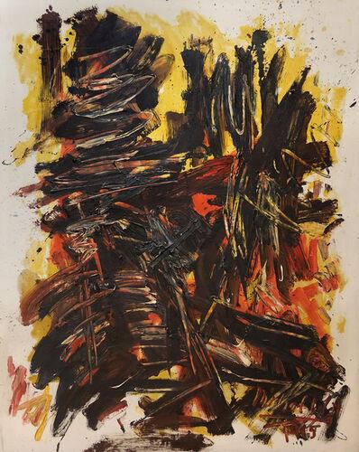 Michael Corinne West, 'Unknown Planet (Orpheus)', 1965