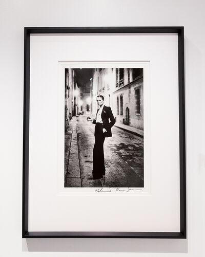 Helmut Newton, 'Rue Aubriot', 1975
