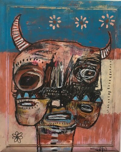 Jesse Reno, 'There's a Difference between a Devil, a Skeleton and an Ox', 2007